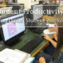Student Productivity: Using Digital Student Portfolios
