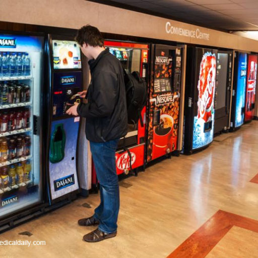 Should There Be Vending Machines in Schools?