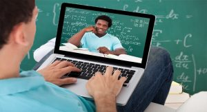 Educational Videos Assistance at Danger Students Thinking about Class