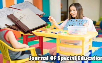 Journal Of Special Education